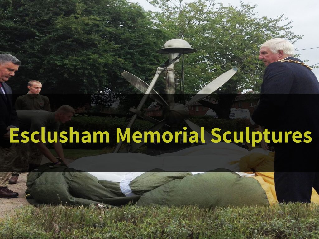Esclusham Memorial Sculpture